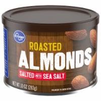 Kroger® Roasted Almonds with Sea Salt