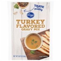 Kroger® Turkey Flavored Gravy Mix