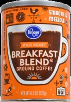 Kroger® Breakfast Blend Mild Roast Ground Coffee