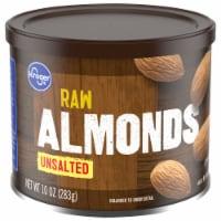 Kroger® Unsalted Raw Almonds