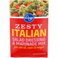Kroger® Zesty Italian Salad Dressing & Marinade Mix