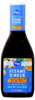 Kroger® Sesame Ginger Marinade with Mandarin Orange Juice