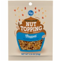 Kroger®  Peanut & Pecan Chopped Nut Topping
