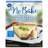 Kroger® Original No Bake Cheesecake