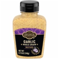Private Selection™ Whole Grain Garlic Mustard