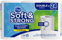 Kroger® Soft & Strong Double Roll Bath Tissue