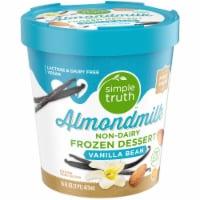 Simple Truth™ Vanilla Bean Almond Frozen Dessert - 1 pt
