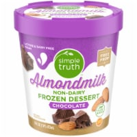Simple Truth™ Chocolate Almond Frozen Dessert