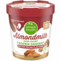 Simple Truth™ Butter Pecan Almond Frozen Dessert