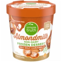 Simple Truth™  Sea Salt Caramel Almond Frozen Dessert