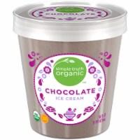 Simple Truth Organic™ Chocolate Ice Cream