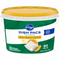 Kroger® Citrus Dishwashing Pacs