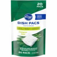 Kroger® Lemongrass Scent Dish Pacs