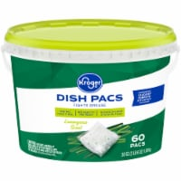 Kroger® Lemongrass Dishwashing Pacs