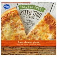 Kroger® Gluten Free Four Cheese Extra Thin Crust Pizza