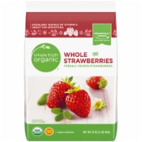 Simple Truth Organic® Frozen Whole Strawberries