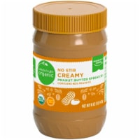 Simple Truth Organic™ No Stir Creamy Peanut Butter