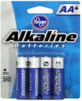 Kroger® AA Alkaline Batteries