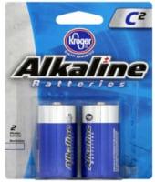Kroger® C Alkaline Batteries