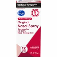 Kroger® Maximum Strength Original Nasal Spray