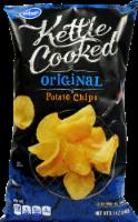 Kroger® Original Kettle Cooked Potato Chips - 8.5 oz
