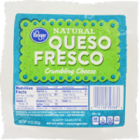 Kroger® Queso Fresco Natural Crumbling Cheese