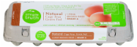 Simple Truth™ Natural Cage Free Grade A Large Brown Eggs