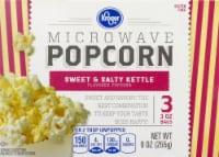 Kroger® Sweet & Salty Kettle Microwave Popcorn