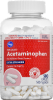 Kroger® Extra Strength Acetaminophen Pain Relief Caplets