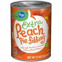 Kroger® Extra Peach Pie Filling