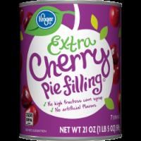 Kroger® Extra Cherry Pie Filling - 21 oz