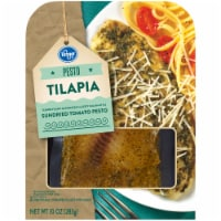 Kroger® Tilapia with Sundried Tomato Pesto Sauce