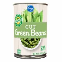 Kroger® Cut Green Beans - 14.5 oz