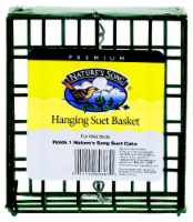 Nature's Song® Suet Basket