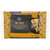 Kroger® Wide Egg Noodles - 12 oz