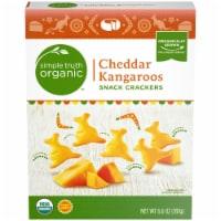 Simple Truth Organic™ Cheddar Kangaroos Snack Crackers