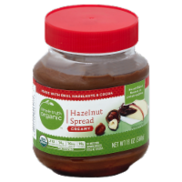 Simple Truth Organic™ Creamy Chocolate Hazelnut Spread