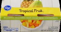 Kroger® Tropical Fruit Snack Bowls