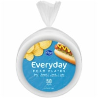Kroger® Everyday Foam Plates