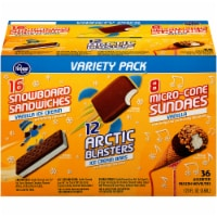 Kroger® Assorted Frozen Novelties Variety Pack