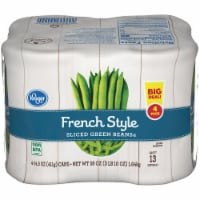 Kroger® French Style Sliced Green Beans
