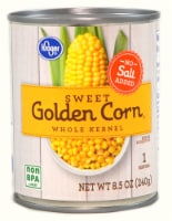 Kroger® No Salt Added Sweet Whole Kernel Golden Corn