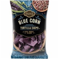 Private Selection™ Blue Corn Tortilla Chips