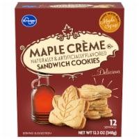 Kroger® Maple Creme Sandwich Cookies