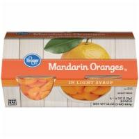 Kroger® Mandarin Oranges Snack Bowls