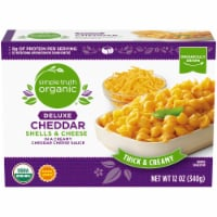 Simple Truth Organic™ Deluxe Cheddar Shells & Cheese