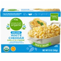 Simple Truth Organic® Deluxe White Cheddar Shells & Cheese
