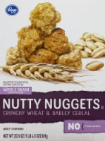 Kroger® Nutty Nuggets Crunchy Wheat & Barley Cereal