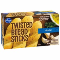 Kroger® Garlic Twisted Bread Sticks