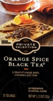 Private Selection™ Orange Spice Black Tea
